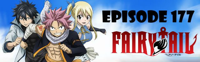 Fairy Tail Episode 177 English Dubbed