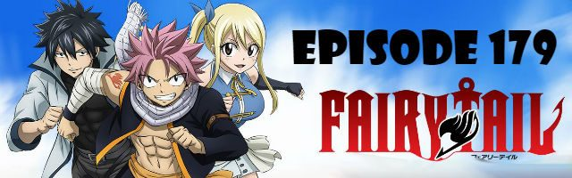 Fairy Tail Episode 179 English Dubbed